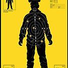 The Danger - Yellow by TenTimesKarma