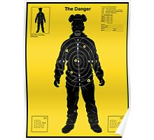 The Danger - Yellow Poster