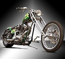 Old Skool Chopper II by DaveKoontz