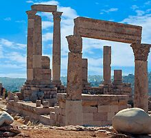The Citadel2, Amman by bulljup