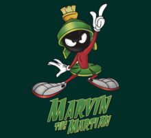 Marvin the martian by bobmorlock