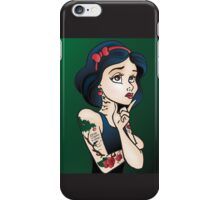 Disney Princesses with attitude - Snow White iPhone Case/Skin