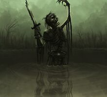 Deathknight by evolvingeye
