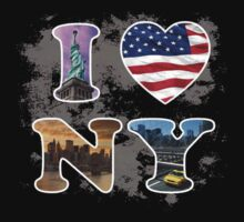 I LOVE NY by starone