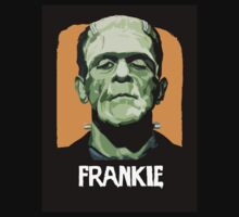 Frankie (T-Shirt & Sticker) by PopCultFanatics
