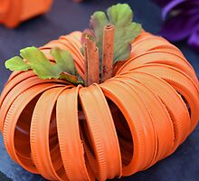 Crafty Pumpkin  by Jessica Britton