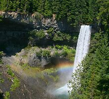 Brandywine Falls by ravenartistry