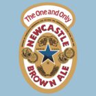 Newcastle Brown Ale by Michael Sundburg