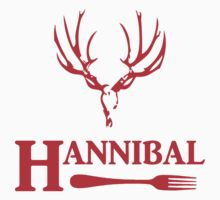 Hannibal T-Shirts & Hoodies by valenca