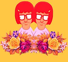 TINA BELCHER FOR iPHONE by therabbitabacus