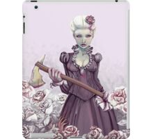 Painting the Roses Red iPad Case/Skin