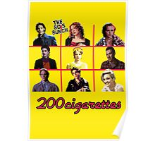200 Cigarettes (The 80's Bunch) Poster