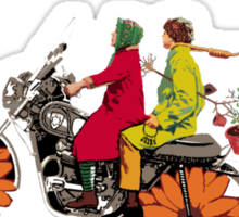 American Outlaws (Harold and Maude) Sticker