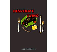 "Desperate Living ""Rat for Dinner"" Photographic Print"