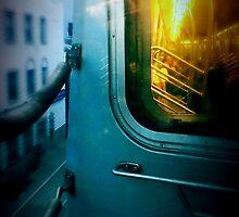 Early Morning Commute by JamesAiken