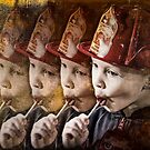 Fire Boy by Randy Turnbow