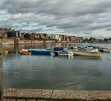 Winter in Emsworth by Judi Lion
