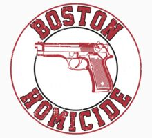 Boston Homicide - Rizzoli And Isles by KDGrafx