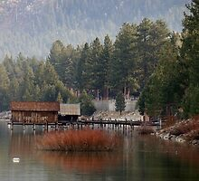 Fall in South Lake Tahoe by kimballrose