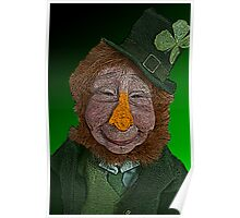 Leprechaun by Culture Cloth Zinc Collection Poster