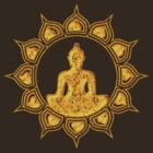 Buddha Meditation, Lotus Flower, Anahata, Heart Chakra by nitty-gritty