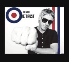 Paul Weller..We Trust by bern67