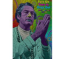 Timothy Leary by Culture Cloth Zinc Collection Photographic Print