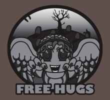 Hug a weeping angel by brostephhhx