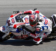Michel Fabrizio at Laguna Seca 2013 by corsefoto
