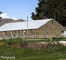 Stone Wool Shed by Wild Range Photography