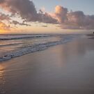 Day Break - Woorim Beach by Barbara Burkhardt