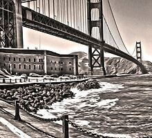 San Francisco by GregorDyer
