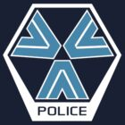 Police Force Logo - Almost Human by trebory6