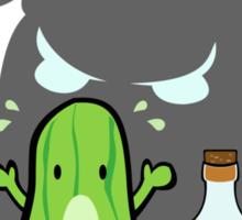 In A Pickle Sticker