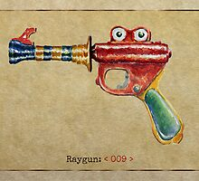 Raygun 009 by Garabating