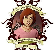 Willow - Buffy the Vampire Slayer by muin-an-staers