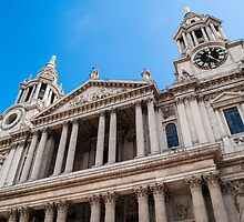 St Paul's Cathedral. by FER737NG