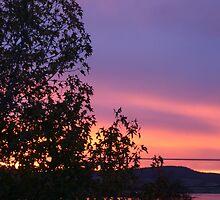 Sunrise at Midway Point, Tasmania by Kirkcov