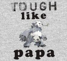Tough like Pancham by wormbug