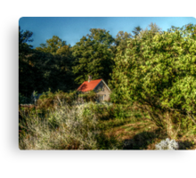 Country Living At Sunnyside Canvas Print
