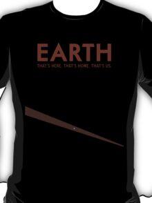 Pale Blue Dot. T-Shirt