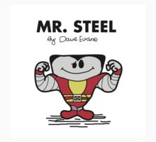 Mr Steel by TopNotchy