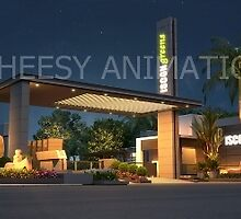 3d exterior design by thecheesy