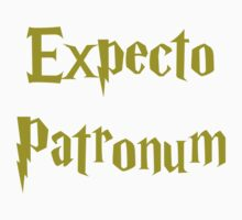 Expecto Patronum!!! by B3RS3RK3R