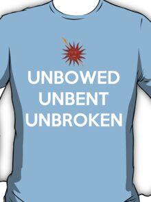 House Martell Unbowed Unbent Unbroken T-Shirt