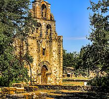 Mission Espada by Focus One Photography