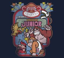 Vintage Donkey Kong  by SFC-Guy