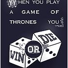 Game of Thrones by Alexandra Markova