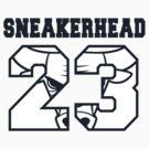 Sneakerhead Shirt by Creative Fits