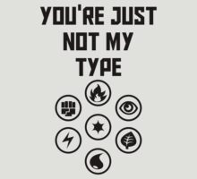 You're Just Not My Type by Look Human